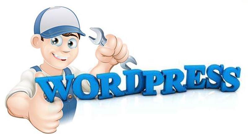 Picture of Creating Websites in WordPress