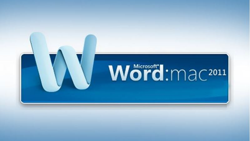 Picture of Microsoft Word 2011 for Mac